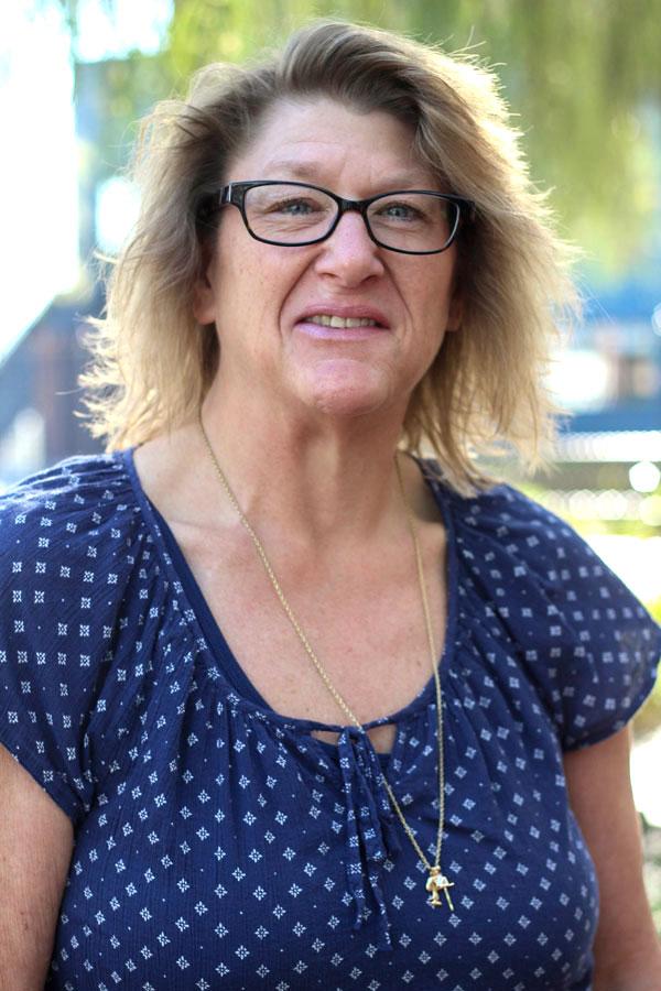 Bookkeeper Nancy Roper